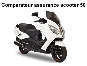 Comparateur assurance scooter 50